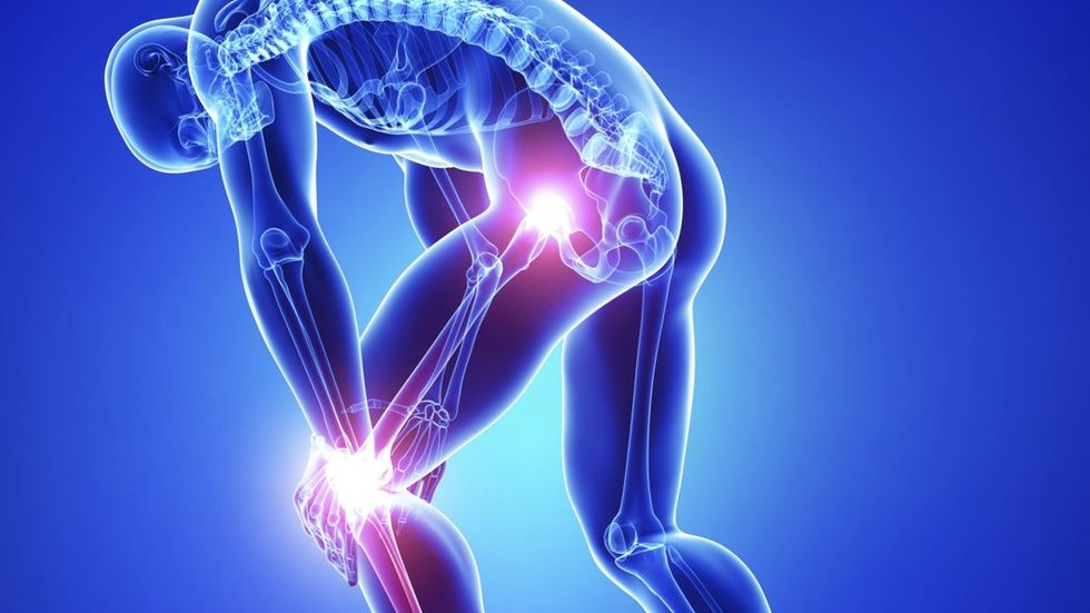 Autoimunitní onemocnění bolest kloubů